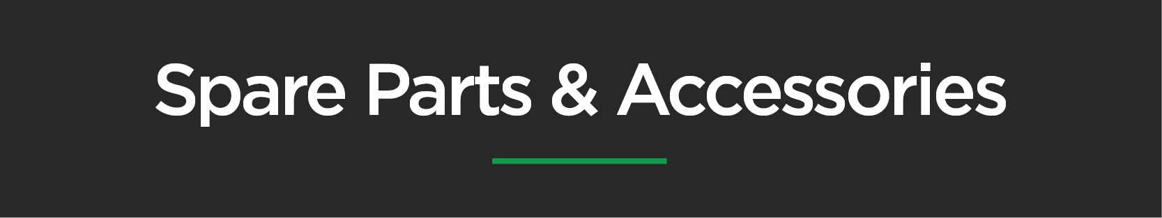 Spare-Parts & Accessories