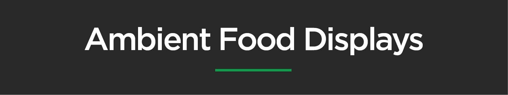 Ambient Food Displays