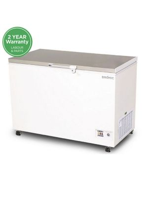 CF0300FTSS Flat Top Stainless Steel 296L Storage Chest Freezer