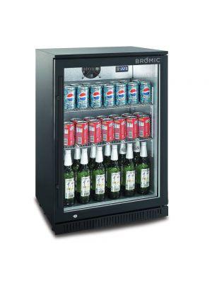 BB0120GD-NR Back Bar Display Chiller 118L (Hinged Door)