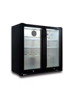 BB0200GD-NR Back Bar Display Chiller 190L (Hinged Door)
