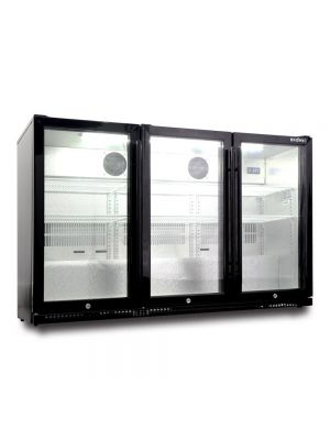 BB0330GD Back Bar Display Chiller 307L (Hinged Door)