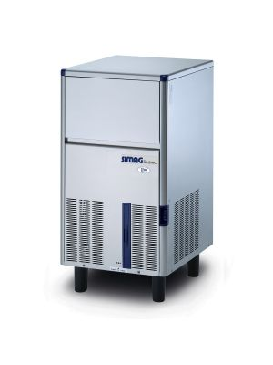 IM0032SSC Self-Contained 31kg Solid Cube Ice Machine