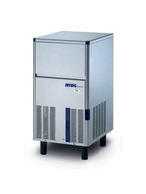 IM0043SSC Self-Contained 37kg Solid Cube Ice Machine