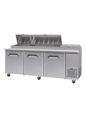 Three-Door Food Prep Counter PP2370